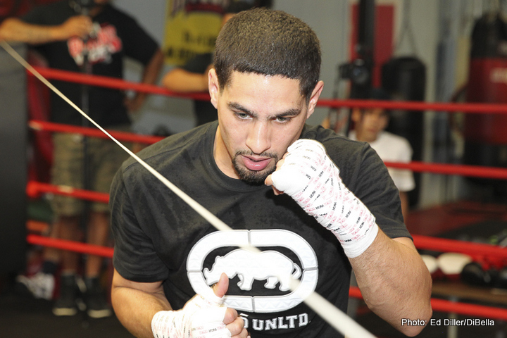 Danny Garcia says He's No Cherry-Picker & Is Ready For Malignaggi