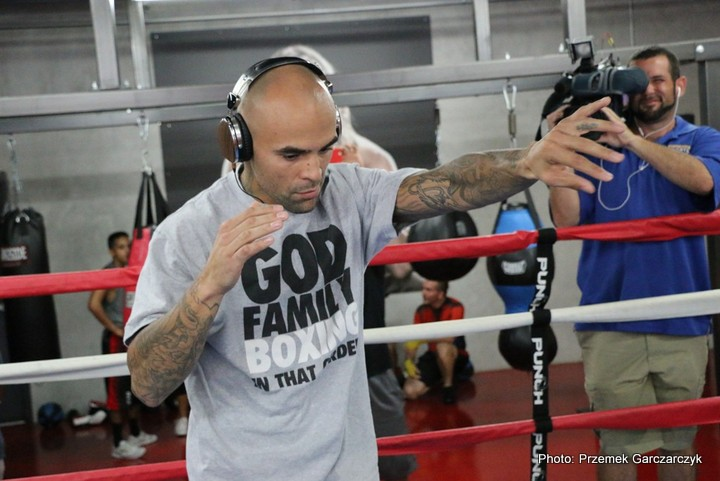 Thurman/Collazo Quotes and Photos