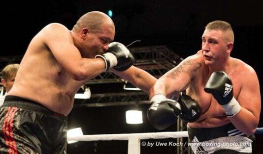 David Price, Erkan Teper - Boxing News