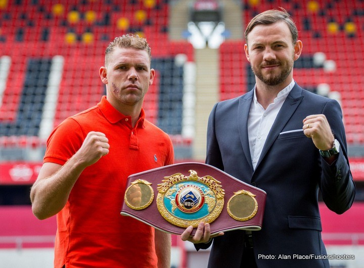 Andy Lee Billy Joe Saunders Boxing News British Boxing