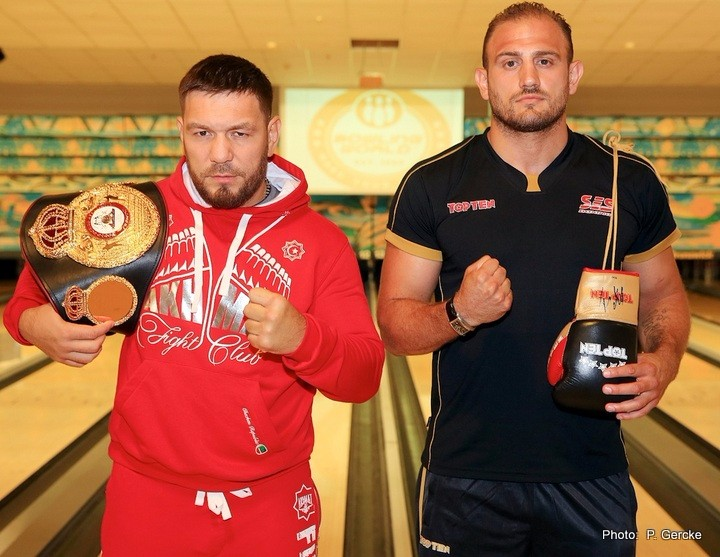 Francesco Pianeta Boxing Interviews Boxing News