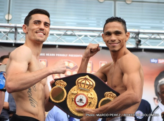 High Stakes – Manchester 18/07/15 – Perez v Crolla Preview