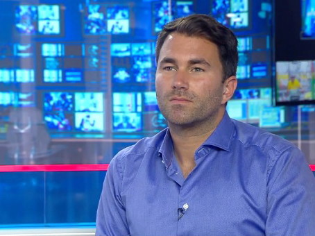 Once again, Hearn looking for Joshua's next foe: Molina, Jennings, Miller, Price in the mix