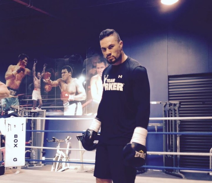Joseph Parker Boxing Interviews Boxing News