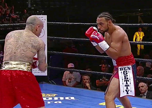 Thurman waiting for phone call from Mayweather