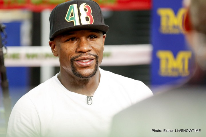 'Floyd Will Have 1 or 2 More Fights & Then Call Time on His Career' says Roger Mayweather