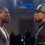 """Mayweather vs. Berto - Especially since he dropped the """"Pretty Boy"""" and became """"Money,"""" Floyd Mayweather has always had an air of """"I don't give a sh** what you think"""" about him."""