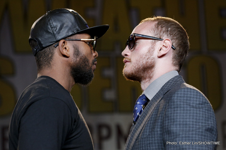 Badou Jack – George Groves Press Conference Quotes