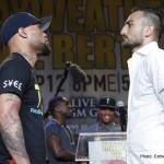 Andre Berto Floyd Mayweather Jr Mayweather vs. Berto Boxing News