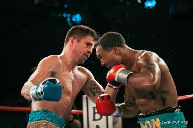 Elvin Ayala Ievgen Khytrov Nick Brinson Sergiy Derevyanchenko Boxing News Boxing Results