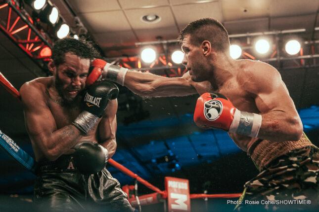 Elvin Ayala, Ievgen Khytrov, Nick Brinson, Sergiy Derevyanchenko - Boxing News