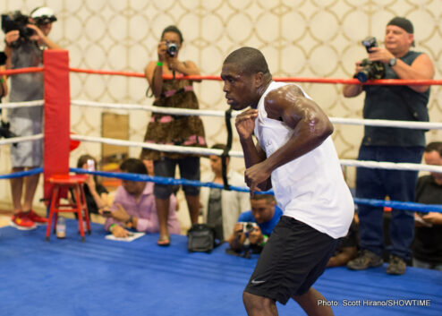 Andre Berto, George Groves, Jhonny Gonzalez - Boxing News