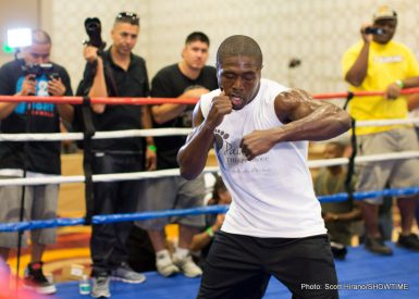 Andre Berto George Groves Jhonny Gonzalez Boxing News