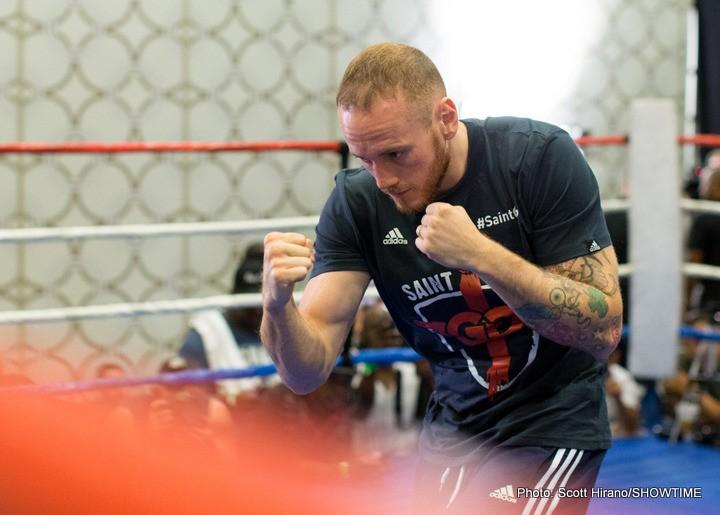 Badou Jack George Groves Boxing News British Boxing