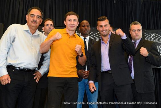 David Lemieux, Gennady Golovkin, Golovkin vs. Lemieux - Boxing News