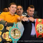 David Lemieux - There is much hype and expectation surrounding October's crunch middleweight unification showdown between murderous punching WBA (sup) champion Gennady Golovkin and big-hitting IBF belt holder David Lemieux.