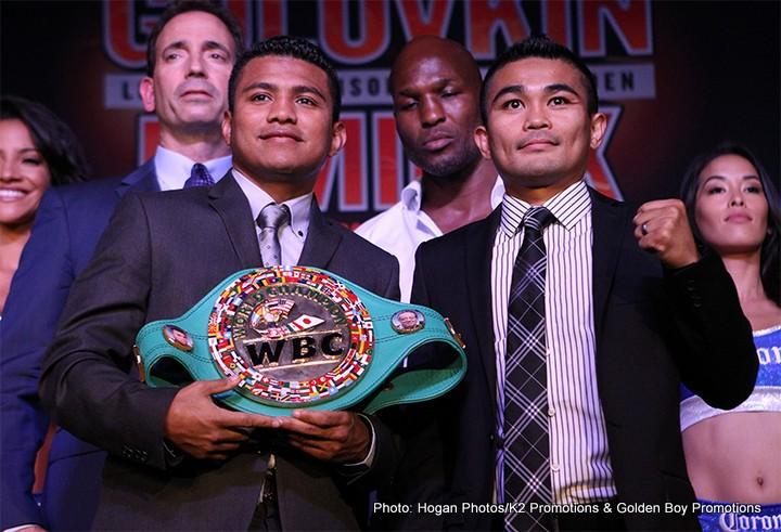 Brian Viloria Roman Gonzalez Boxing News Top Stories Boxing