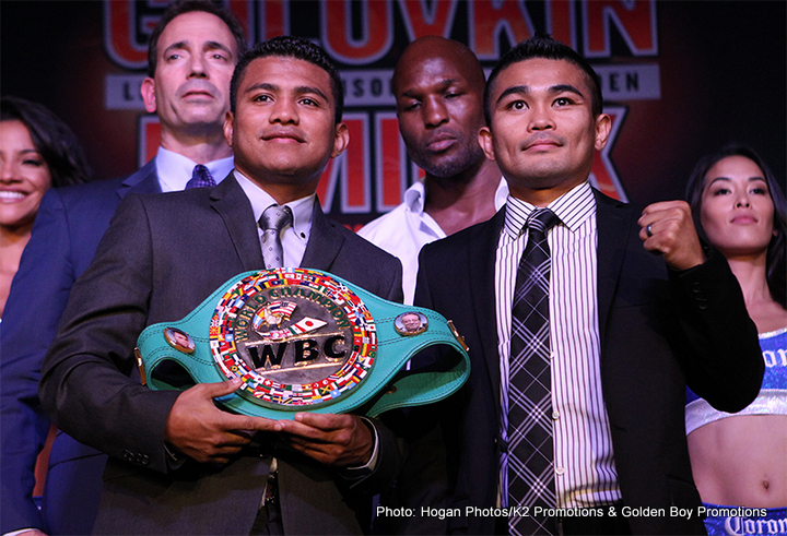 Brian Viloria: Promising Action Against Roman Gonzalez