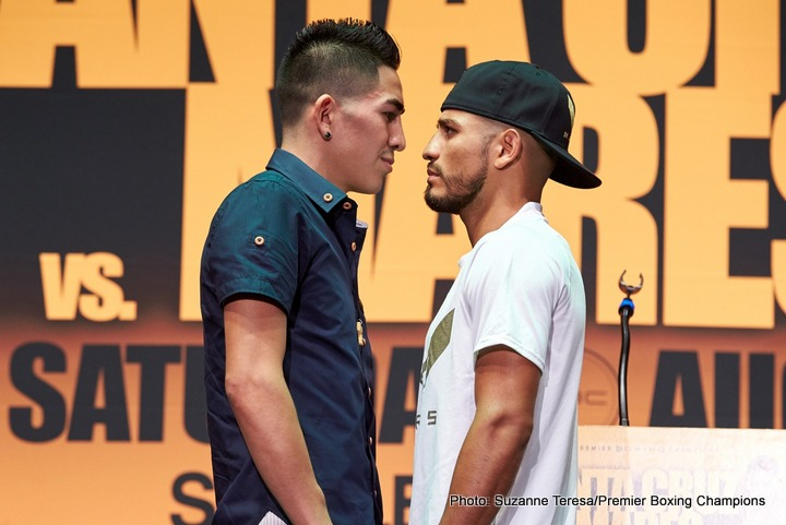 Santa Cruz vs. Mares: Sink or Swim for Leo Santa Cruz versus Abner Mares