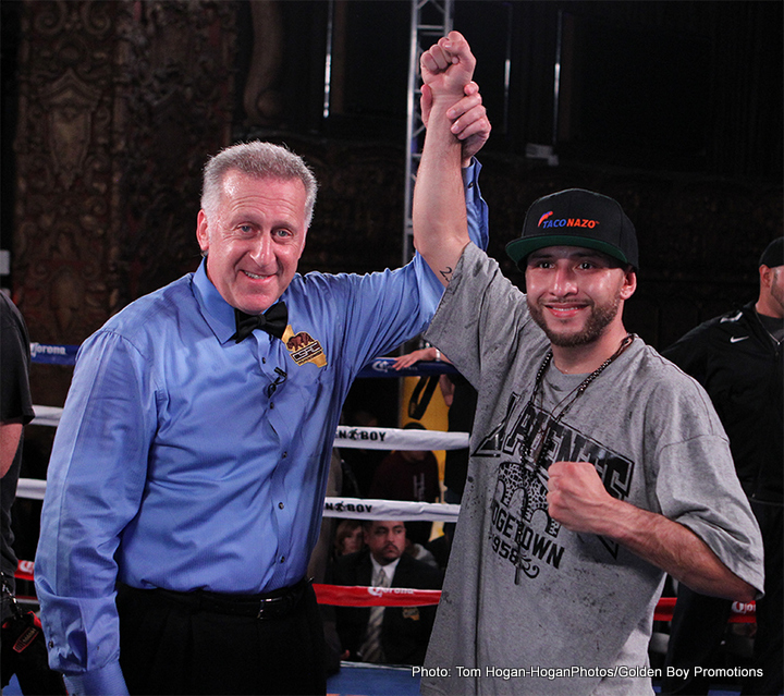 Abraham Lopez Boxing News Boxing Results