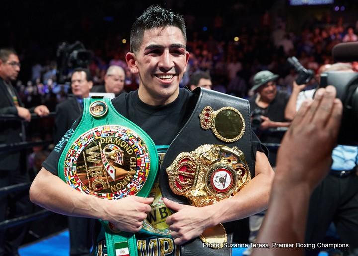 John Molina Leo Santa Cruz Omar Figueroa Rafael Rivera Boxing News Top Stories Boxing
