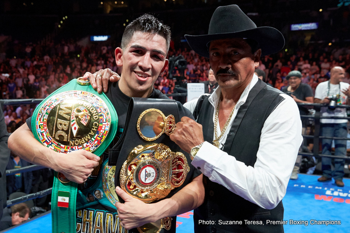 "Jose Santa Cruz on Vasyl Lomachenko: ""That F*****? Give Him to Us!!"