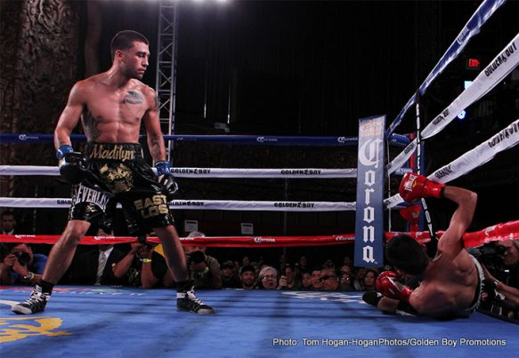 Abraham Lopez Roy Tapia Boxing News Boxing Results