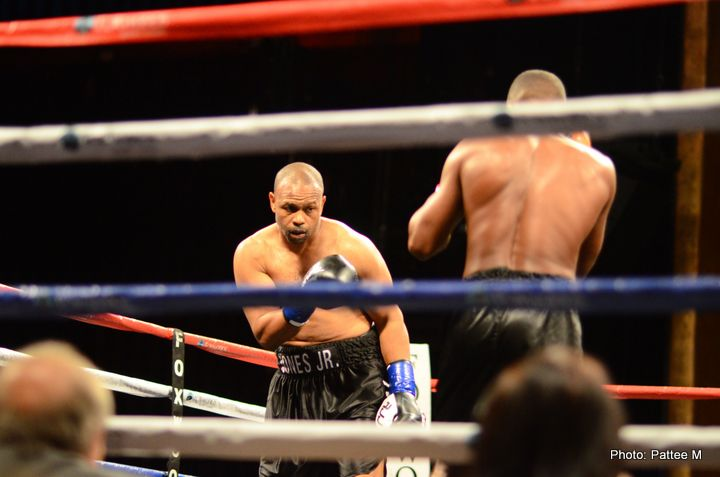 Roy Jones Jr KOs Watkins; Arrellano upsets Oliver