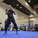 """Jhonny Gonzalez - George Groves - """"Training camp has been going great. We're fully acclimated to the time change and altitude. We're performing very well in the gym and fulfilling the plan. I'm ready to rock."""