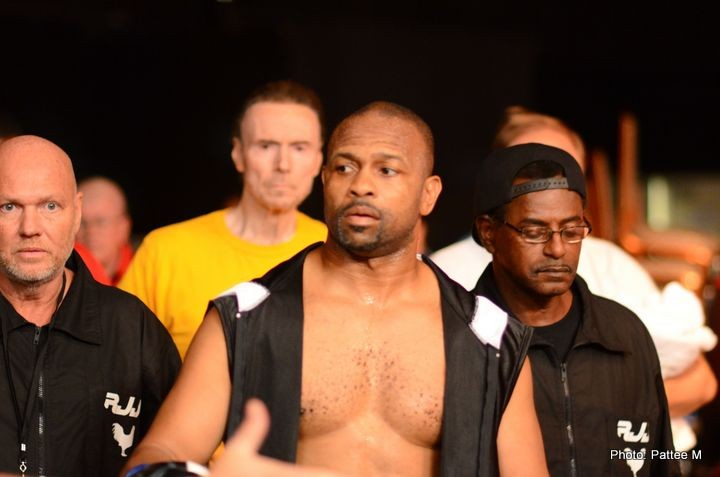 Roy Jones Jr. Boxing News Boxing Results