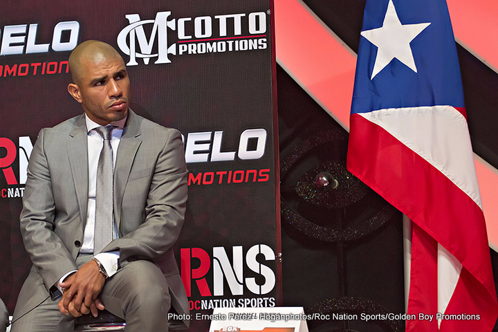 The WBC Strips Miguel Cotto