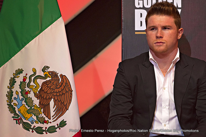 Canelo Alvarez takes back Mexican Independence Day weekend for Latino fight fans