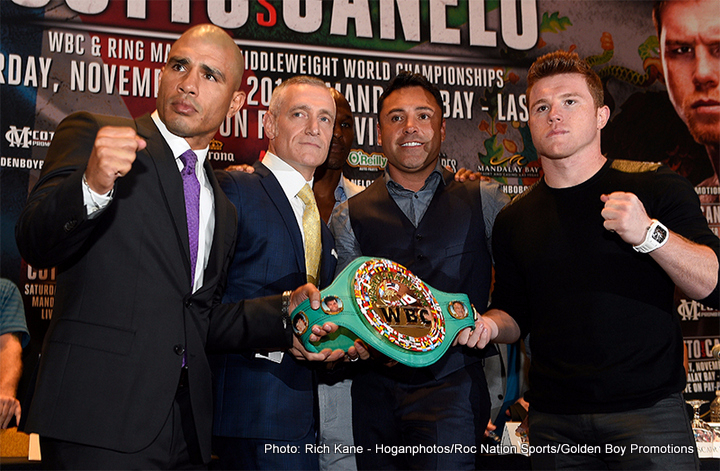Miguel Cotto – Canelo NYC press conference quotes