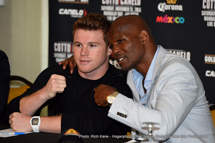 Canelo looking forward to Cotto clash