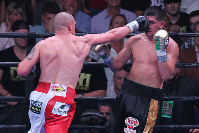Tarver-Cunningham fight to draw; Glowacki destroys Huck