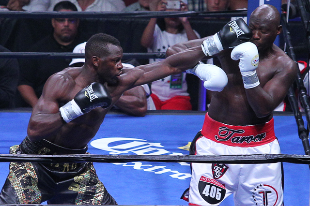 Tarver vs. Cunningham: It's a Sleeper either way