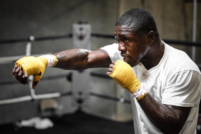 Andre Berto More Motivated than Ever on Two-Year Anniversary of Shoulder Surgery