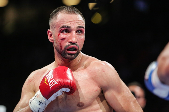 It's Likely All Over for Paulie Malignaggi