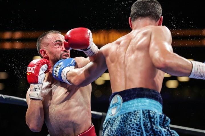 Danny Garcia Paulie Malignaggi Boxing News Boxing Results