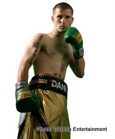 Popular New England Fighter: Danny O'Connor