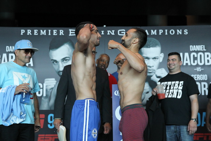 "Garcia vs. Malignaggi: Can the ""Magic Man"" pull a trick out of his hat to upset Danny Garcia?"