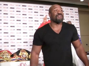 Shannon Briggs Returns Against Another Low-Level Opponent in September
