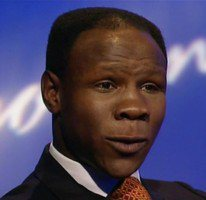 Wishing Chris L. Eubank Sr. a Happy 49th Birthday