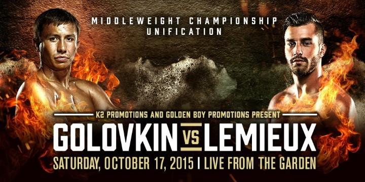 David Lemieux Gennady Golovkin Boxing News Top Stories Boxing