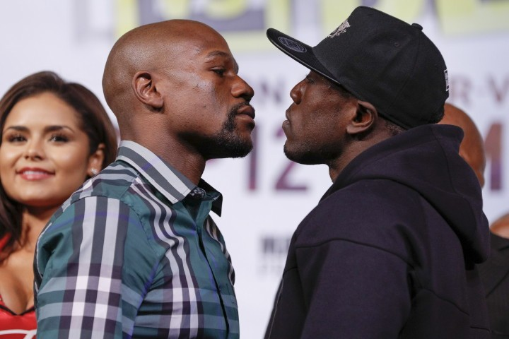 Mayweather – Berto final press conference quotes