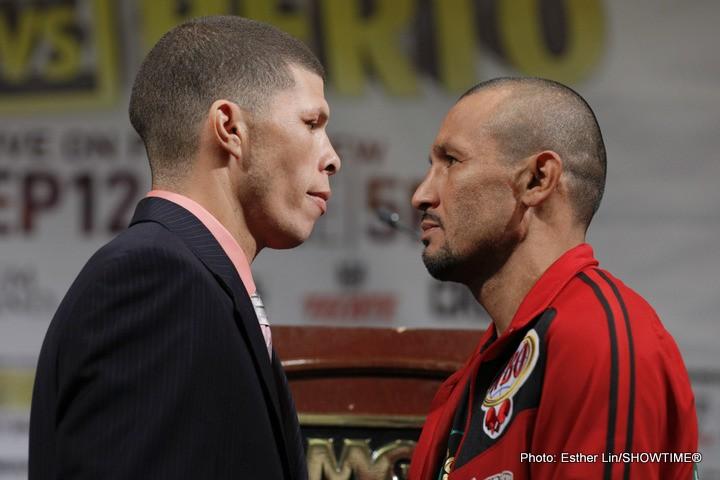 Salido vs Martinez Final Quotes, Photos, Videos