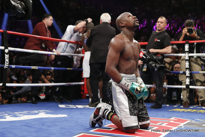 Video Preview: Mayweather vs. Berto & ALL ACCESS Epilogue To Premiere This Saturday On SHOWTIME