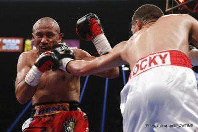 Jonathan Oquendo Rocky Martinez Vanes Martirosyan Boxing News Boxing Results