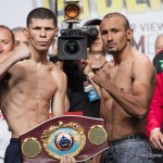 Orlando Salido - WBO super featherweight champion, Roman Martinez (29-2-3, 17ko) and Mexico's Orlando Salido (42-13-3, 29ko) have already waged two extremely entertaining, high-octane battles this year, and are now looking set to wage a third in the none too distant future.