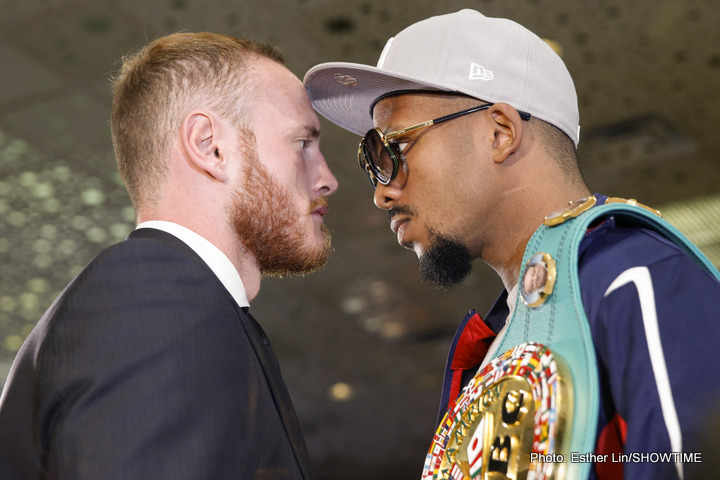 Badou Jack-George Groves Interview Transcript